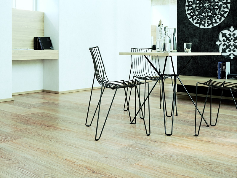 Plovoucí vinylové podlahy Fatra Click - dub cappuccino