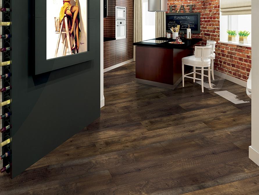 Plovoucí vinylové podlahy Fatra Click dub selský přírodní
