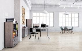 Vinylové podlahy vhodné do kanceláří
