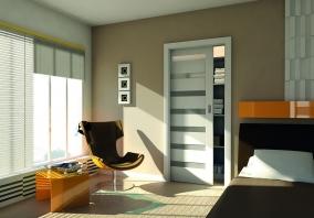 Výběrem podlahy a interiérových dveří ovlivníte vzhled místnosti. Slaďte vše k dokonalosti