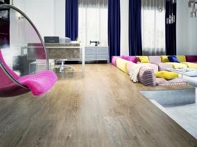 Plovoucí vinylové podlahy Fatra Click - borovice karibská