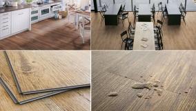 Tipy na vinylové podlahy dokonale imitující dřevo