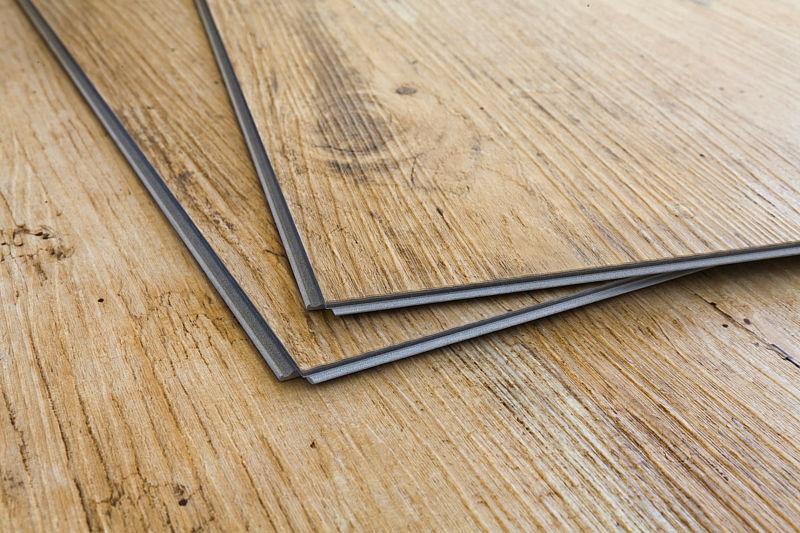 Vinylové podlahy Expona - detail struktury povrchu
