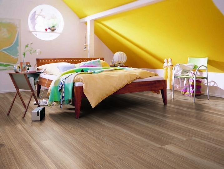 Vinylové plovoucí podlahy Expona Simplay Acoustic
