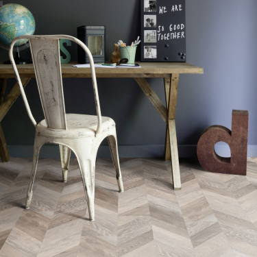 Vinylová podlaha Gerflor Creation 30 Chevron Buckwheat 0811