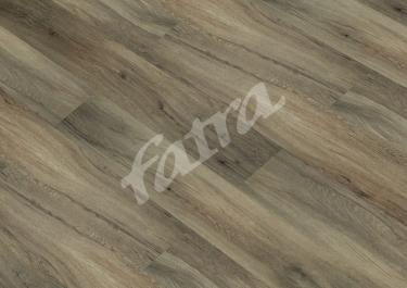 Vzorník: Vinylová zámková podlaha - Fatra Click - Dub Cer hnědý 7301-5
