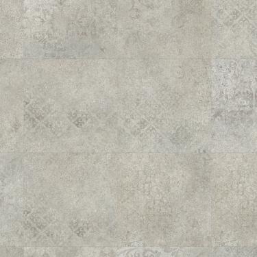 Vzorník: Vinylové podlahy Expona Domestic P10 5868 Ivory Stencil Concrete
