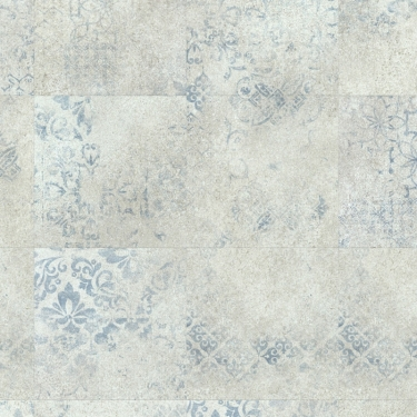 Vinylové podlahy Expona Domestic P11 5869 Blue Stencil Concrete