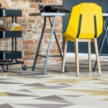 Vinylové podlahy Expona Domestic P3 5849 Golden Geometric