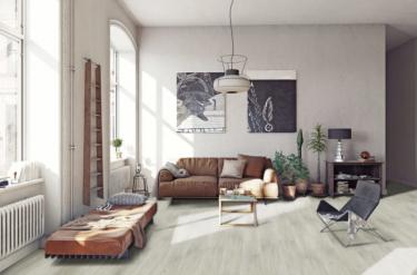 Vinylové podlahy FatraClick Kaštan bělený 6398-A