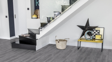 Gerflor Rigid 55 Lock Acoustic 0977 SUAVE GREY