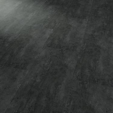 Vinylové podlahy Projectline Click 55605 4V Metalstone černý