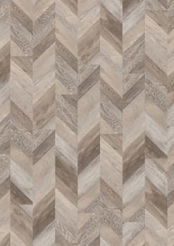 Vzorník: Vinylové podlahy Vinylová podlaha Gerflor Creation 30 Chevron Buckwheat 0811