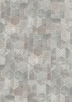 Vzorník: Vinylové podlahy Vinylová podlaha Gerflor Creation 30 Clic Cementine Buckskin 0865