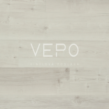 Vzorník: Vinylové podlahy Vinylová podlaha Vepo Klen Polar 009