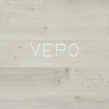Vinylové podlahy Vinylová podlaha Vepo Klen Polar 009