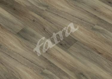 Vinylové podlahy Vinylová zámková podlaha - Fatra Click - Dub Cer hnědý 7301-5