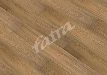 Vzorník: Vinylové podlahy Vinylová zámková podlaha - Fatra Click - Dub Přírodní 6398-B