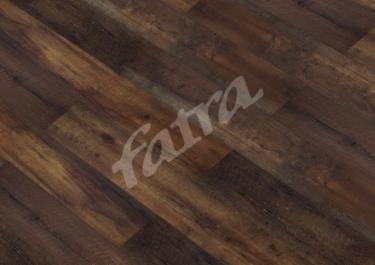 Vinylové podlahy Vinylová zámková podlaha - Fatra Click - Dub Selský přírodní 6411-6