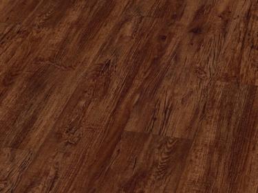 Vzorník: Vinylové podlahy Wineo - Design Line- Dark Oak