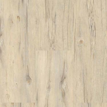 Ceník vinylových podlah - Vinylové podlahy za cenu 600 - 700 Kč / m - Zámková vinylová podlaha Ecoline Borovice bílá rustikal 10108-1