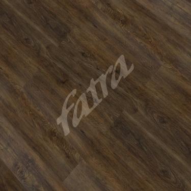Vzorník: Vinylové podlahy Zámková vinylová podlaha Fatraclick Dub černý 8058-6